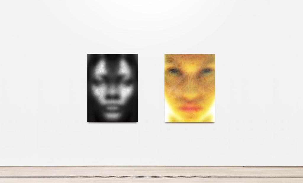 Women | Faces by Jeff Gwegan