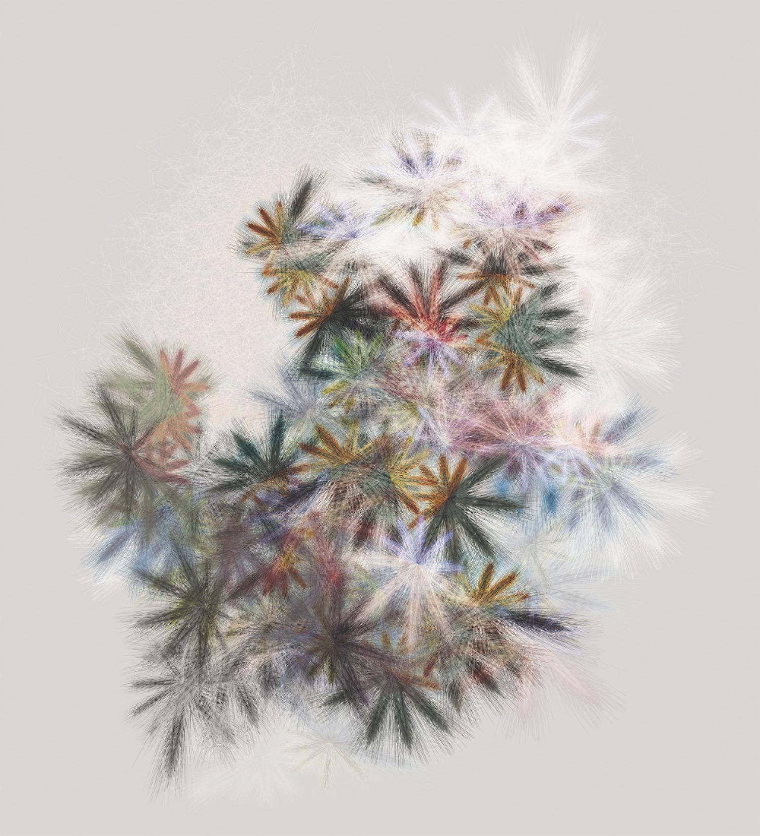 Fertile Crescent - Wild Wheat #1 by Jeff Gwegan